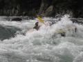 赤城コースの激流ポイントはワールドクラス!そして連続して押し寄せる波が特徴的!