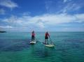 川平湾は、日本百景の一つであり、ミシュラングリーンガイド3ッ星にも認定された、石垣島の代表的な景勝地です。
