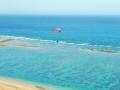 高度200mから眺める奄美の美しい海とサンゴ礁!