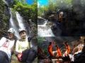キャニオニング・トレッキング・洞窟探検も楽しめる