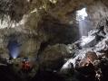 琉球石灰岩の巨大洞窟(レベル2コース)