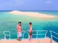 人気の無人島、バラス島に上陸!