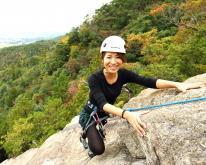 比良山系(獅子岩/大原) ロッククライミング
