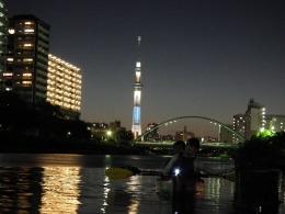 東京 リバーカヤック・カヌー