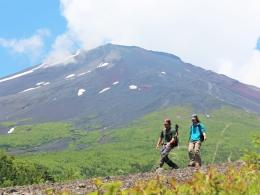 富士山トレッキングツアー