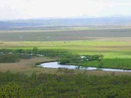釧路湿原・リバーカヌー(カナディアンカヌー)
