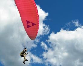 もっともっと、鳥のように飛びたくなったら、ステップアップもできます!