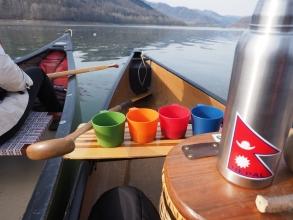 コースによって、こだわりのコーヒーや紅茶が楽しめる