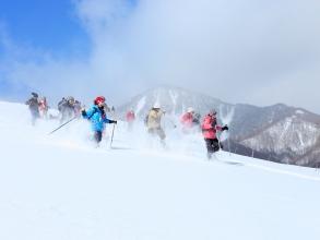 八ケ岳スノーシューツアー