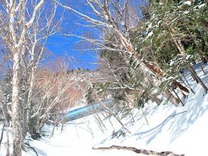 奥日光の大自然の雪景色は圧巻です。