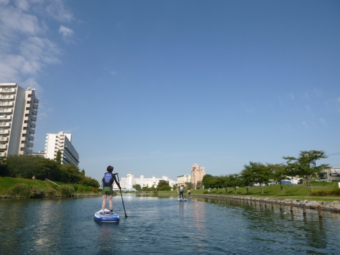 東京 SUP体験